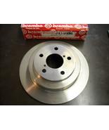 Brembo Brake Rotor 08.6897.10 (new, rear, fits Subaru Impreza, Legace) - $75.00
