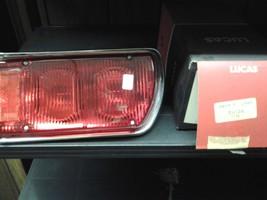 Lucas NOS Genuine 56126 E-Type Rear Lamp Assembly - $375.99