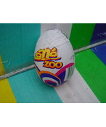 Ana Zoo chocolate candy egg shape - $5.93