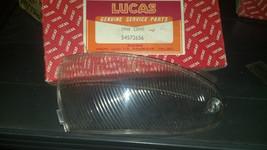 NOS Genuine Lucas 54572656 Clear Left Indicator Lens 3.4S/3.8S,420, 420G... - $30.00