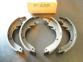 Volvo Brake Shoes Wagner #FD-40383-A, reman. (fits 122S ) - $45.00