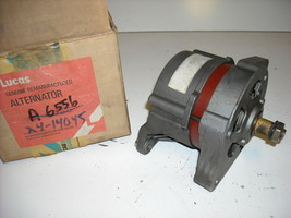 Reman Lucas Alternator, # A6556, 63362006, Fiat 127/128 - $90.00