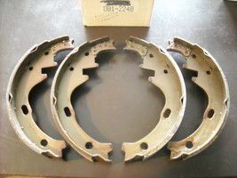 Nissan Brake Shoes Beck Arnley #081-2248, reman. (fits D21 Pickup, 720 P... - $25.00