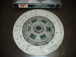 AP Borg & Beck Clutch Disc HB1648 (new, fits Jaguar XKE) - $85.00
