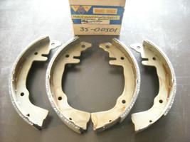 Renault/Peugeot Brake Shoes EPE #10205, reman. (fits R16, 304) - $25.00