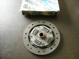 Audi/VW Clutch Disc Sachs #1861 456 304, new (fits 4000 diesel, Dasher) - $25.00