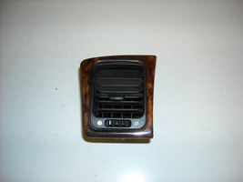 Jaguar Blower Vent w/ Wood Trim, LH - $30.00