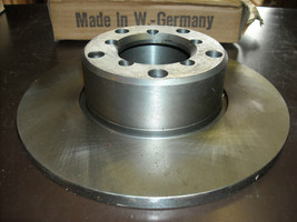 Mercedes Front Brake Rotor (new, fits Mercedes 220, 230, 250, 280, 300) - $55.00