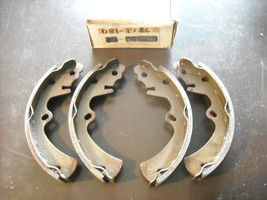 Mazda Brake Shoes Vera #35-01888, reman. (fits RX3, 808, Mizer, GLC) - $20.00