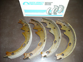 Nissan Brake Shoes Beck Arnley # 081-2248 (reman., fits 720 Pickup, rear) - $35.00