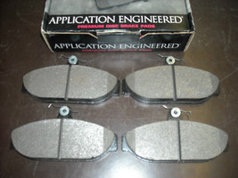 Volvo Brake Pads Beck Arnley # 082-1259 (new, fits 740, 760, 780 front) - $30.00