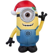 Gemmy Industries G08 38291X Airblown Minion Stuart with Hat Decor Small - €99,72 EUR