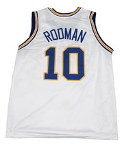 Dennis Rodman #10 Oklahoma Savages New Men Basketball Jersey White Any Size image 4