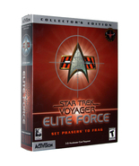 Star Trek: Voyager - Elite Force Collector's Edition [PC Game] - $149.99