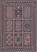 Variations cross stitch chart Freda's Fancy Stitching - $12.25