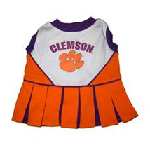 Pets first Clemson Cheerleader Dog Dress Xtra Small 1288-23508001287-X - $22.55