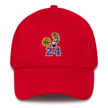 kb hat / mamba hat / basketball hat / Cotton Cap image 7