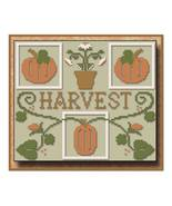 Harvest Thread Pack cross stitch Classic Colorworks Little House Needleworks  - $13.00