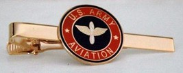 US Army Aviation Tie Clip - $14.99