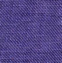 FABRIC CUT 30ct peoria purple linen 9x16 Something Wicked Mystery Sampler - $8.00