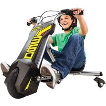 Razor PowerRider Electrified 360 Drifting Trike RideOn Electric Powered ... - $179.99