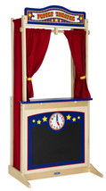 Guidecraft G51072 Kids Wooden Floor Puppet Thea... - $129.99