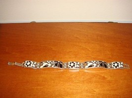 Brighton Spring Hill Black White Bracelet - $28.99