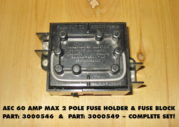 aec 30 60 max 120 240 volt fuse holder and similar items 60 Amp Fuse and Fuse Block aec 30 60 max 120 240 volt fuse holder fuse