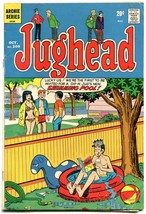 Jughead Comics #209 1972- Archie- Betty & Veronica- Josie comic on cover VG - $25.22