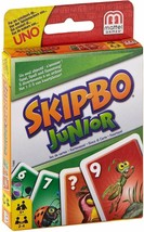 SKIP-BO JUNIOR CARD GAME - $10.79