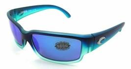 Costa Del Mar Sunglasses Caballito Matte Caribbean Fade / Blue Mirror 58... - $245.00