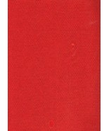 "Zweigart's 18 count Davosa 18"" x 27"" Christmas Red - $9.75"