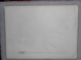 1987 Commemorative Stamp Set USPS - $8.00
