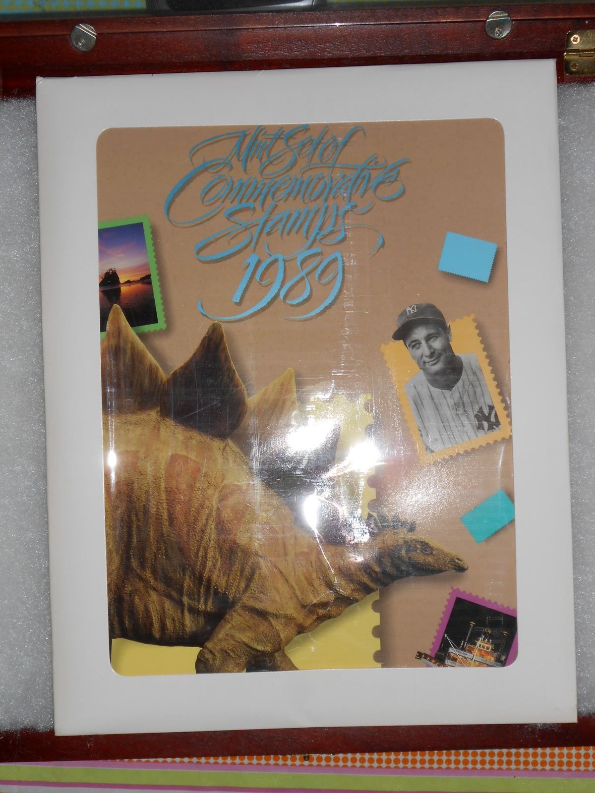 1989 Mint Commemorative Stamps USPS