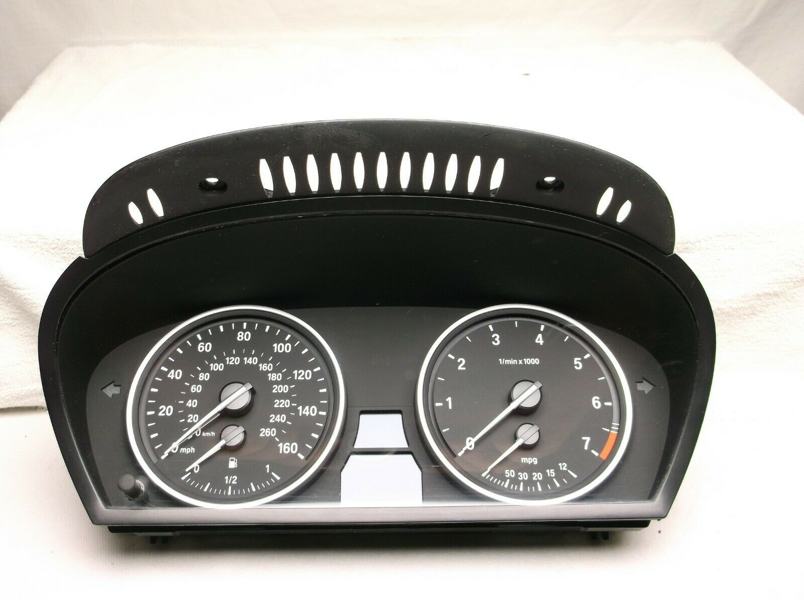 Primary image for 07-10  BMW X5  4.8L / SPEEDOMETER / INSTRUMENT/CLUSTER