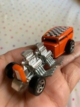 Hot Wheels 1996 Way 2 Fast Used Kids Toy Car Made In Thailand - $14.03