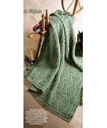 W591 Crochet PATTERN ONLY Bobble Popcorn Stitch... - $7.45