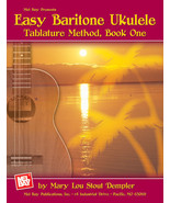 Easy Baritone Ukulele/Learn Music Reading/Chords/Dempler/ - $8.99