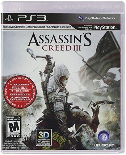 Primary image for Assassin's Creed III [PlayStation 3]
