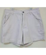 Womens Union Bay Khaki Extra Comfort Shorts Size 11 - $5.95