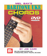Baritone Ukulele Chord DVD/New/Sealed - $7.95