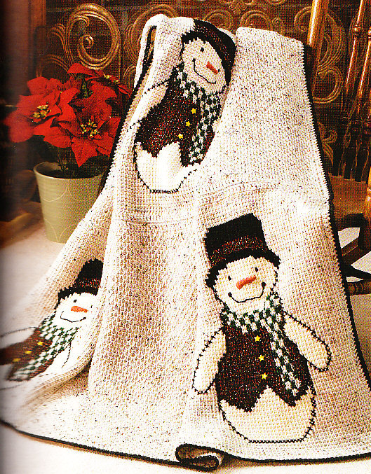 Annies Attic 46 Crochet HOLIDAY Patterns Soft Cover - Patterns ...