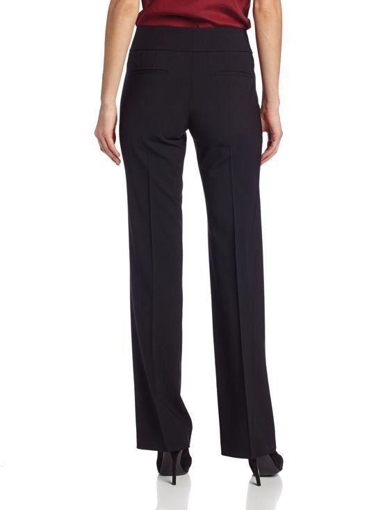 Pants Trousers Elie Tahari Emi Bittersweet Chocolate Brown NEW 4 $148 NWT