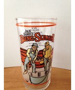 Jack Daniels Bung Slinger Drinking Glass 12 oz Tumbler With Drink Recipe... - $9.89