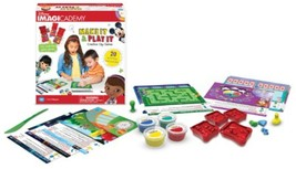 IMAGICADEMY Disney Make It & Play It Creative Clay Games - Logic Puzzles... - $15.94