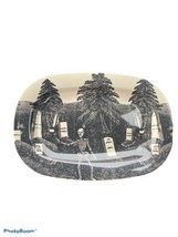 "John Derian Mortal Morsels Oval Serving Tray 15.75"" x 11"" - $32.73"