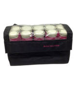 Remington Hot Curlers Heated Rollers Hair Compact Travel Pageants H-1012... - $29.69