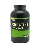 CREATINE, 2500 mg, 200 caps by Optimum Nutrition - $20.90