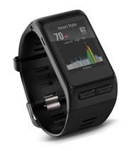 Garmin vvoactive HR GPS Smart Watch, Regular fit - Black Watch Only - $178.98