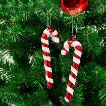 Christmas Canes Christmas Tree Decorations For Home Party New Year Chris... - $0.61+